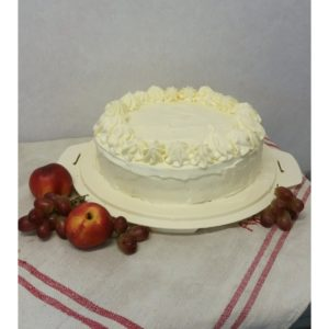 Tårta med frukt